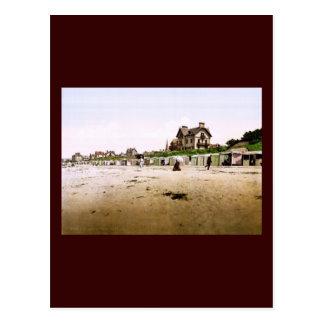 Saint-Pair-sur-Mer Normandy France Postcard