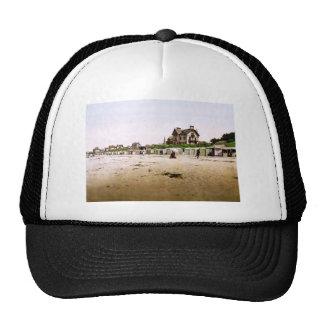 Saint-Pair-sur-Mer Normandy France Trucker Hat