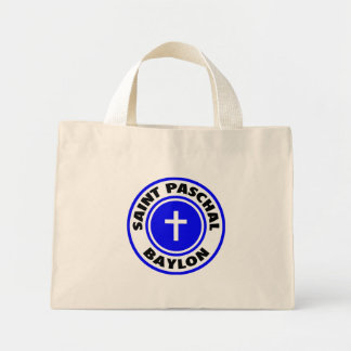 Saint Paschal Baylon Bags