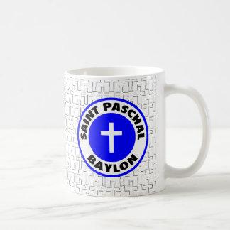 Saint Paschal Baylon Coffee Mug
