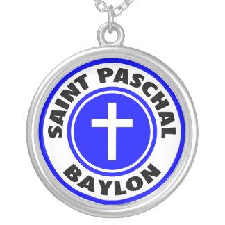 Saint Paschal Baylon Pendants