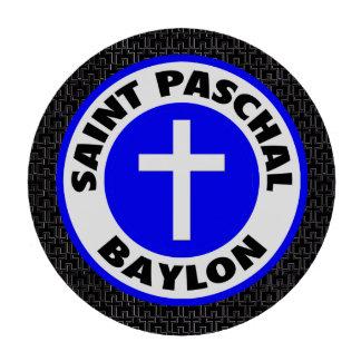 Saint Paschal Baylon Poker Chip Set