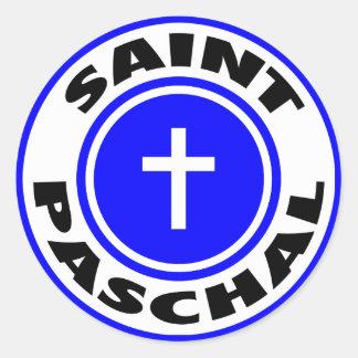 Saint Paschal Sticker