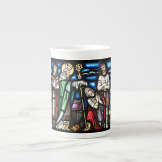 Saint Patrick and His Followers Tea Cup