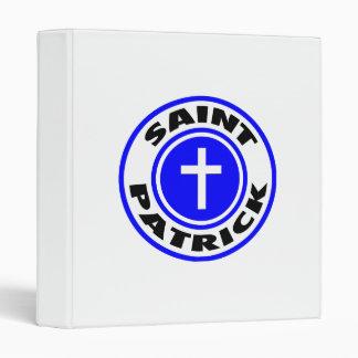 Saint Patrick Binder