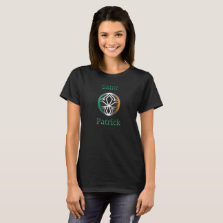 Saint Patrick Cross T-Shirt