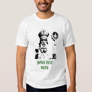 Saint Patrick customizable Shirt