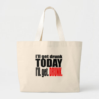 Saint patrick day celebration get high drunk march canvas bags
