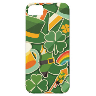 Saint Patrick iPhone 5 S Case