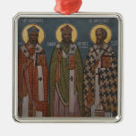 Saint Patrick Metal Ornament