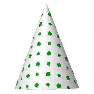 Saint Patrick Motif Pattern Party Hat