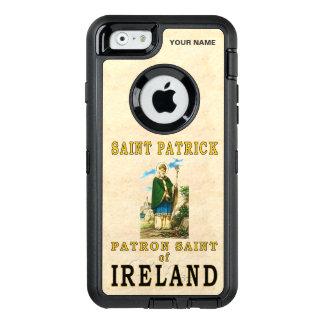 SAINT PATRICK  (Patron Saint of Ireland) OtterBox Defender iPhone Case