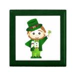 Saint Patrick' s Day Caja De Recuerdo