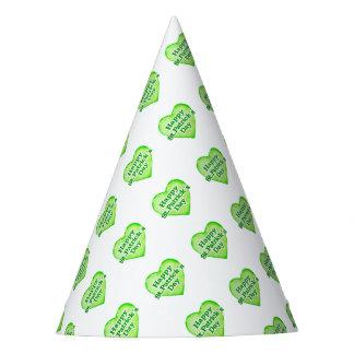 Saint Patrick´s Day Desgin Party Hat