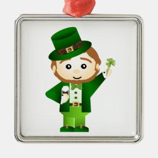 Saint Patrick' S Day Metal Ornament