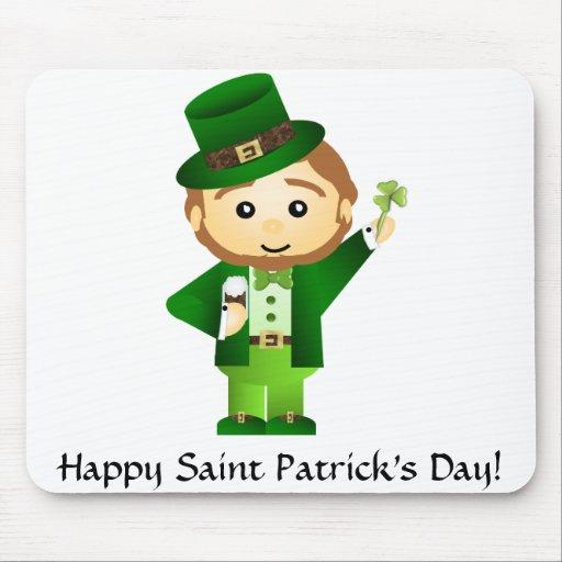 Saint Patrick' S Day Mouse Pad