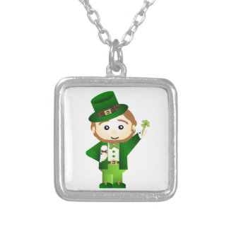 Saint Patrick' S Day Personalized Necklace