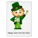 Saint Patrick' s Day Tarjetas