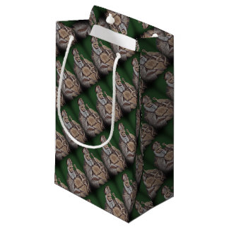 Saint Patrick with  Staff Small Gift Bag