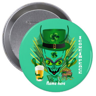 Saint Patrick's All Styles View Hints below Button