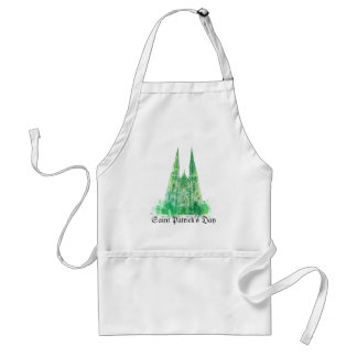 Saint Patrick's Cathedral New York Adult Apron
