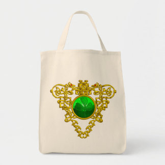 SAINT PATRICK'S CELTIC HEART TOTE BAG