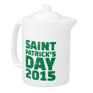 Saint Patrick's day 2015