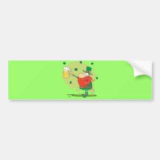 Saint Patricks Day Bumper Sticker