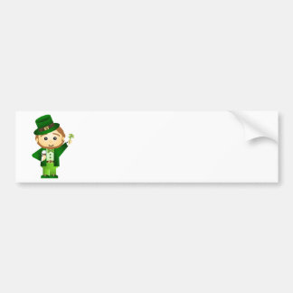 Saint Patrick's Day Bumper Sticker