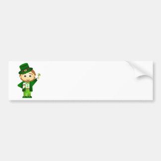 Saint Patrick's Day Bumper Sticker