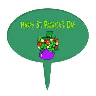 Saint Patrick's day - Cake Topper