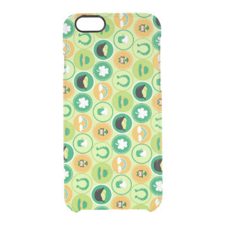 Saint Patrick's Day Clear iPhone 6/6S Case
