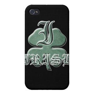 Saint Patricks Day Clover iPhone 4/4S Cases