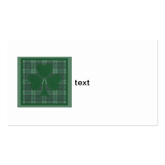 Saint Patrick's Day collage #17 Business Card Templates