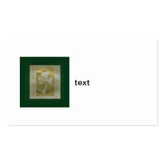Saint Patrick's Day collage # 20 Business Card Templates