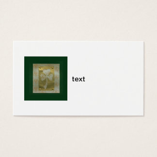 Saint Patrick's Day collage # 20 Business Card