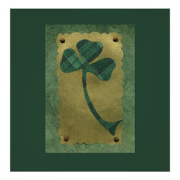 Saint Patrick's Day collage # 21 Poster