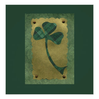 Saint Patrick's Day collage # 21 Posters