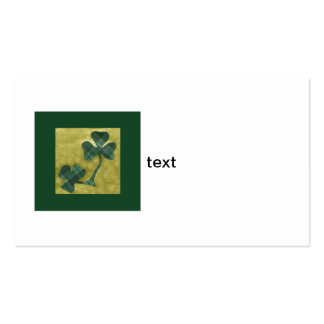 Saint Patrick's Day collage # 22 Business Card Templates