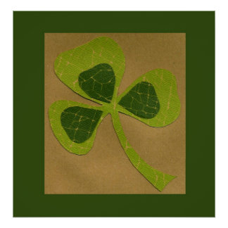 Saint Patrick's Day collage # 23 Posters