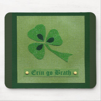 Saint Patrick's Day collage # 27 Mouse Pad