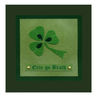 Saint Patrick's Day collage # 27 Posters
