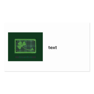 Saint Patrick's Day collage # 28 Business Card