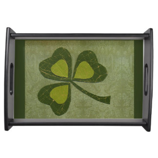 Saint Patrick's Day collage # 29 Food Trays