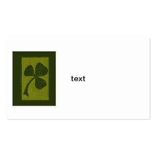 Saint Patrick's Day collage # 30 Business Card Templates