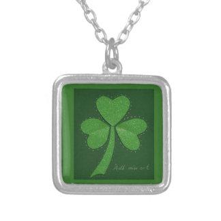 Saint Patrick's Day collage series # 13 Jewelry