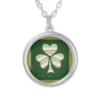 Saint Patrick's day collage series # 14 Custom Jewelry