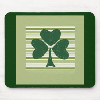 Saint Patrick's day collage series # 15 Mouse Pad