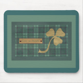 Saint Patrick's day collage series # 4 Mouse Pad