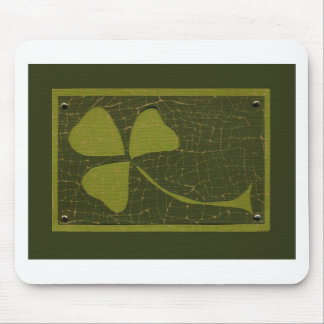 Saint Patrick's Day collage series # 6 Mouse Pad